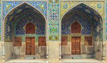 The Sheih Lotfollah Mosque In ...