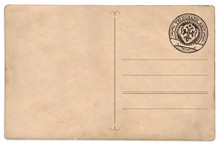 Old Postcard Sepia Background ...