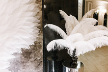 Wedding Feather Decor In New L...