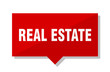 real estate red tag
