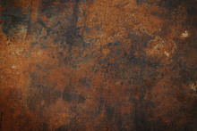 Rusty Steel Plate Texture