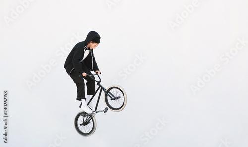 BMX freestyle Fotobehang