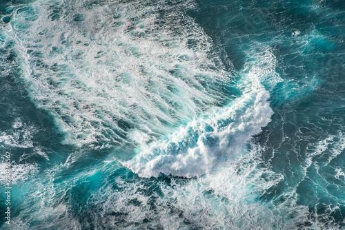Foto op Canvas Londen Waves of Madeira