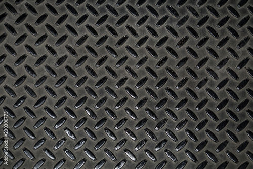 The diamond steel metal sheet.