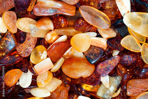 Photo Background, natural amber