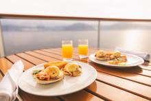 Cruise Ship Vacation Food Brea...