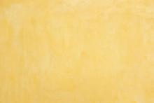 Yellow Fresco Wall Background