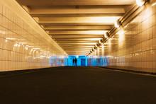 Underground Pedestrian Crossin...