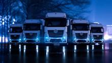 LKW Flotte