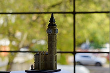 Clock Tower Toy