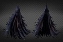 Vector Realistic Witch Costume...