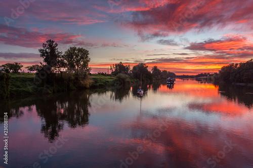 Hawkesbury River Windsor Australia