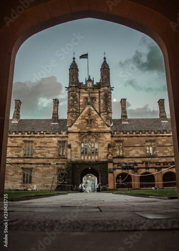 Cadres-photo bureau Palerme The Quadrangle, The University of Sydney