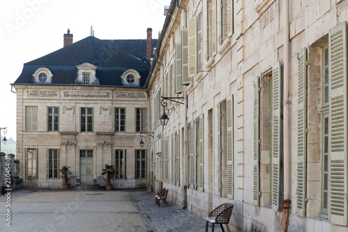 the house of the director of Fontevraud Abbey Wallpaper Mural