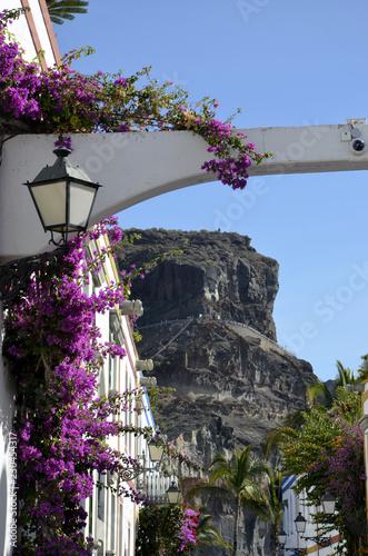 Keuken foto achterwand Europese Plekken Mogán Моган Gran Canaria Las Palmas موغان ft610083