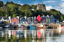 Tobermory Town, Capital Of The...