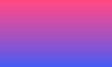 Two Tone Colors Abstract Gradient Pink And Blue Background