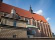 church in krakow poland