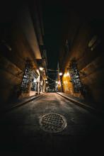 Callejon En Cuernavaca