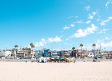 California Beach Houses And Cafe