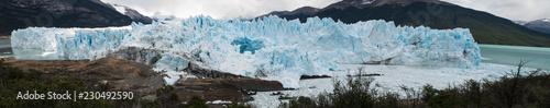 Perito Moreno Glacier lanscape