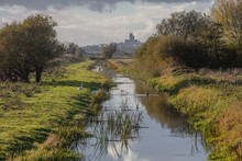 River Witham And Lincoln Cathe...