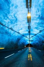 Famous Laerdal Tunnel Blue Lig...
