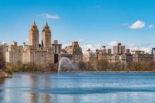 Vue Depuis Central Park
