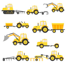 Agricultural Harvesting Vehicl...