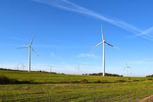 Wind Power Windmills Renewable...