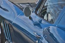 Corvette Stingray -  Abstracti...