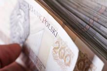 Money Background Polish