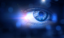 Close Of Eye