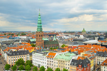 Skyline Copenhagen Nicholas Ch...