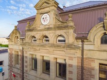 New Glasgow Town Hall, Nova Scotia, Built 1884