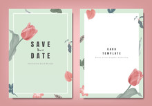 Botanical Wedding Invitation C...