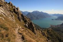 Alpines Wanderparadies / Blick...
