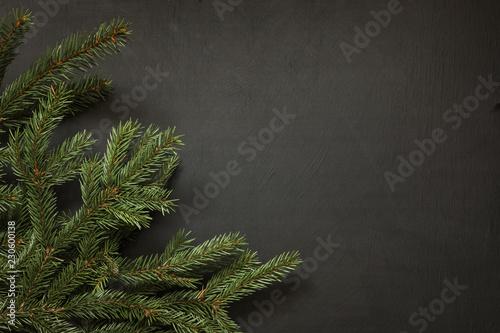 Fotomural  Christmas decoration background