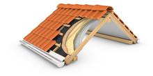 Dach Dämmung/Konstruktion