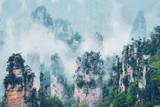 Góry Zhangjiajie, Chiny - 230604543