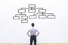 Organization Hierarchy Concept...