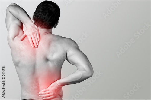 Fotografia  Chiropractic.