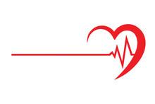 Logo For A Cardio Clinic Vecto...