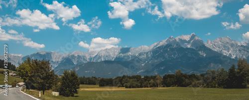 Beautiful alpine view near Saalfelden - Salzburg - Austria #230672179