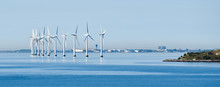 Offshore Wind Turbines On The ...