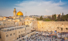 The Temple Mount - Western Wal...