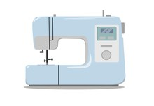 Sewing Machine For Sewing And ...