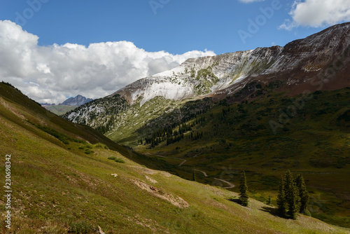 Fotografia, Obraz  North Maroon Peak from Paradise Divide