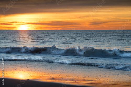Fotografie, Tablou  Ocean Sunrise