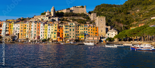 Keuken foto achterwand Europese Plekken Portovenere, Italy